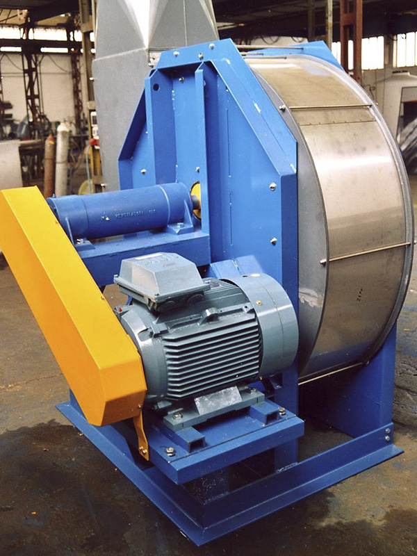Centrifugal electric fan