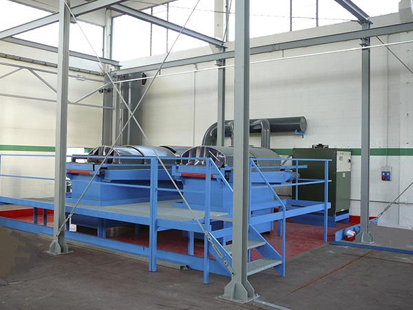 Hard chrome plating system