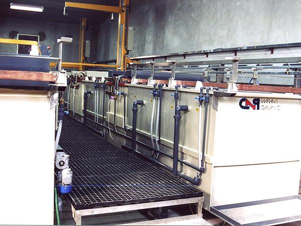 Metallisation system