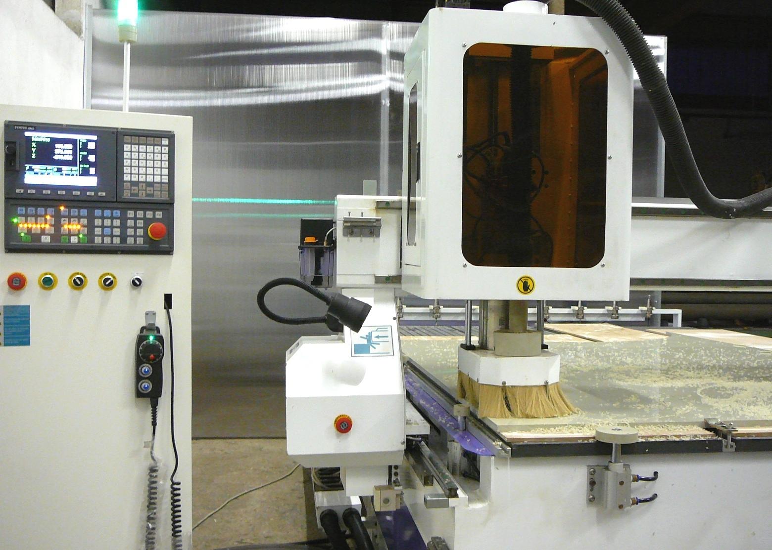 Cnc sheet manufacturing